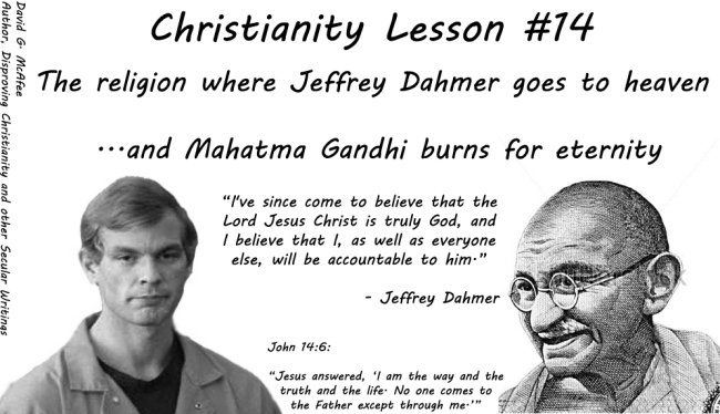 Christianity Lesson #14