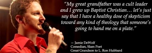 Jamie DeWolf